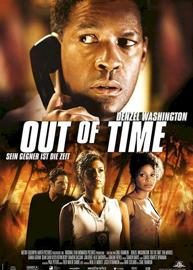 Out of Time (2003) cover