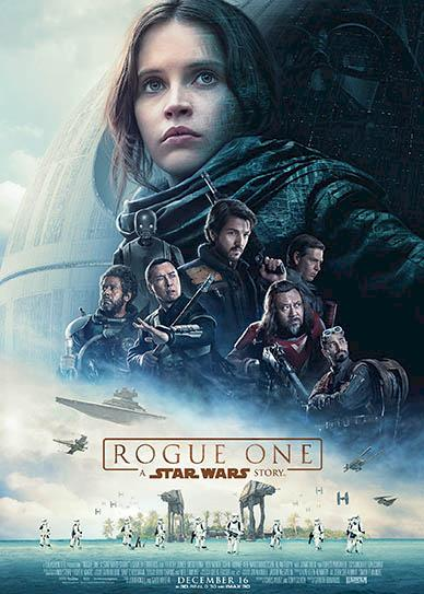 Rogue One (2016) cover