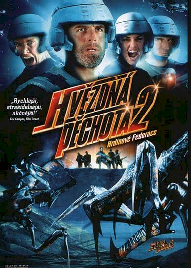Starship Troopers 2 Hero Of The Federation (2004) cover