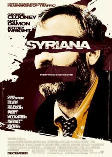 Syriana (2005 covef