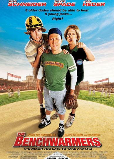 The-Benchwarmers-(2006)--cover