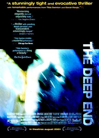The Deep End (2001) cover