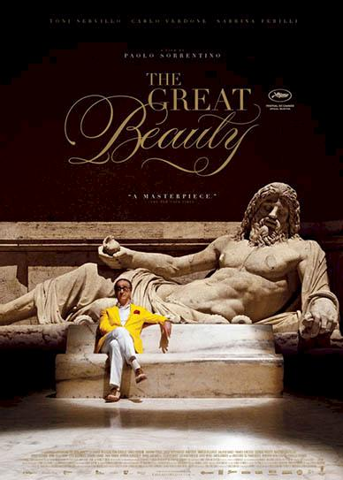 The Great Beauty (2013) cover