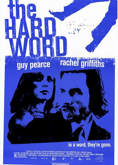 The Hard Word (2002) cover
