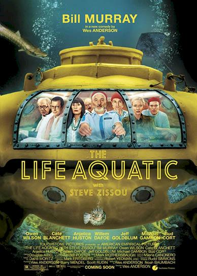 The Life Aquatic with Steve Zissou (2004) [1080p] cover