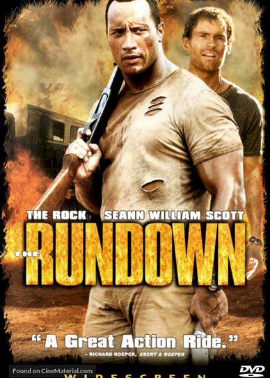 The Rundown (2003) cover