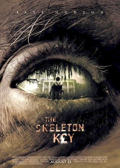 The Skeleton Key (2005) cover