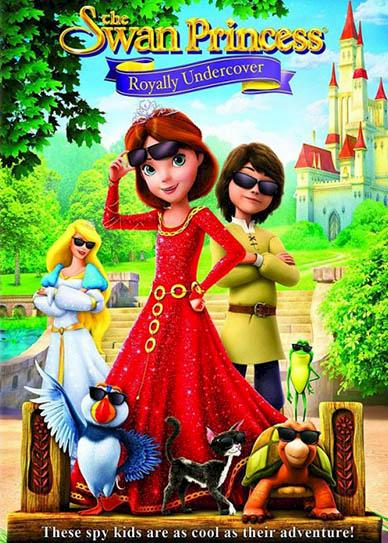 The-Swan-Princess-Royally-Undercover-(2017)-cover