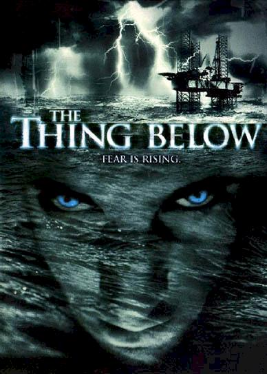 The Thing Below (2004) cover
