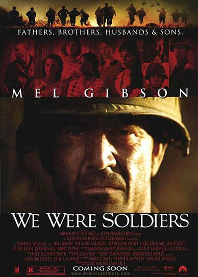 Were Were Soldiers (2002) cover