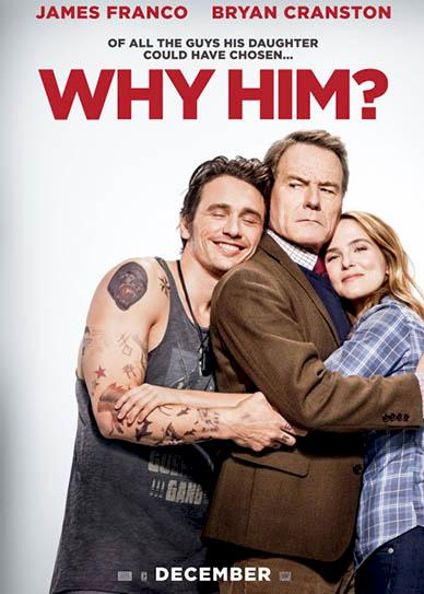 Why Him (2016) cover
