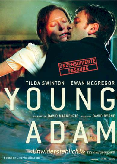 Young Adam (2003) cover