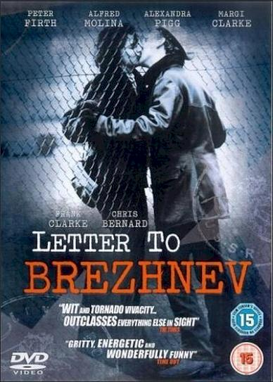 Letter To Brezhnev (1985) cover