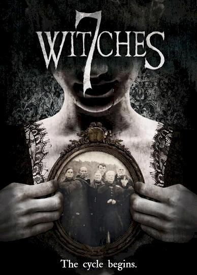 7 Witches (2017) cover