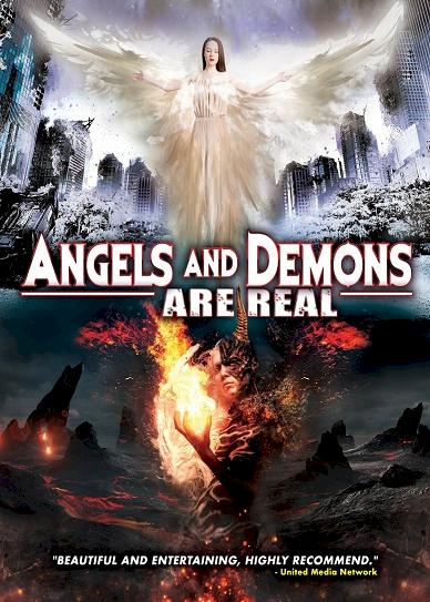 Angels and Demons Are Real (2017) cover