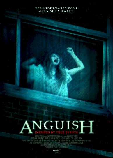 Anguish (2015) cover