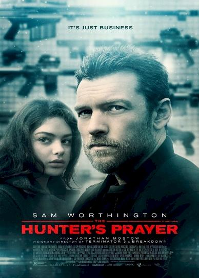 Hunter's Prayer (2017) cover