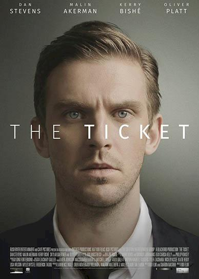 The Ticket (2016) cover