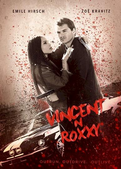 Vincent N Roxxy (2016) cover