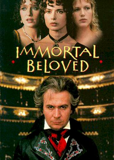 Immortal Beloved (1994) cover