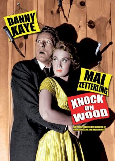 Knock-On-Wood-(1954)-cover