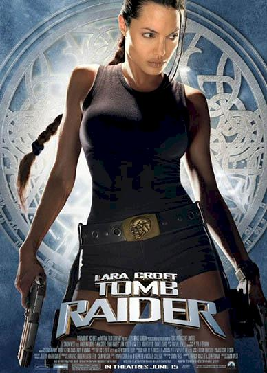 Lara Croft Tomb Raider (2001) cover