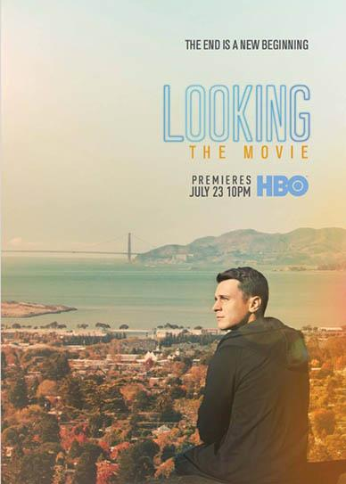 Looking The Movie (2016) cover