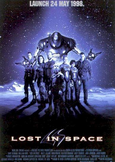 Lost-In-Space-(1998-cover