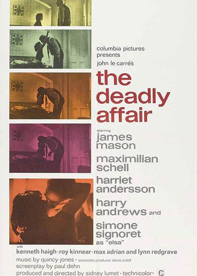 The-Deadly-Affair-(1966)-cover