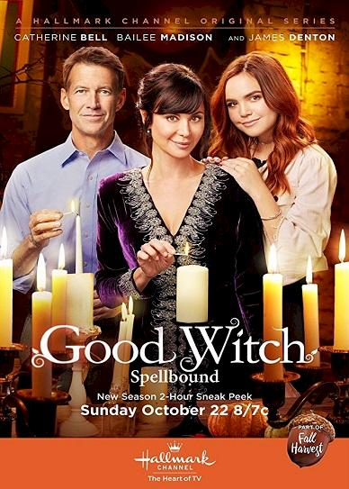 Good Witch Spellbound (2017) cvr