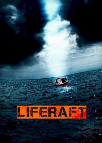 LifeRaft (2016) cover