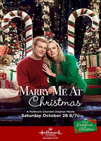 Marry Me at Christmas (2017) cvr