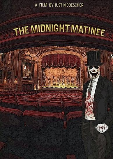 The Midnight Matinee (2017) cvr