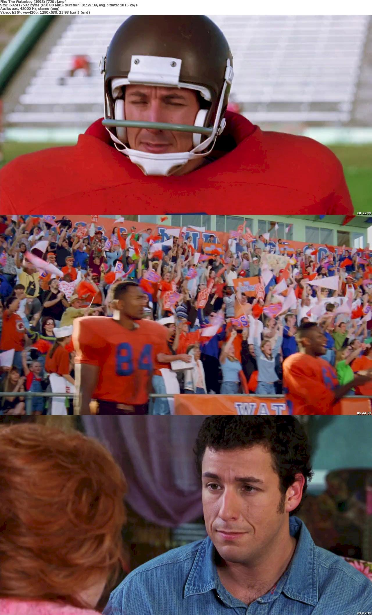 The Waterboy (1998) 720p Bluray Free Download 720p Screenshot
