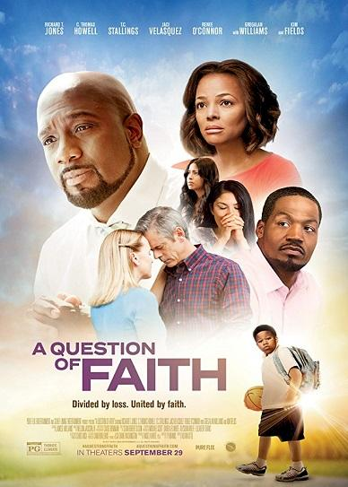 A Question of Faith (2017) cvr