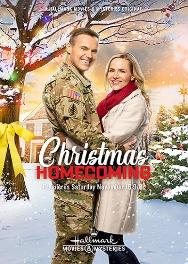 Christmas Homecoming (2017)cvr