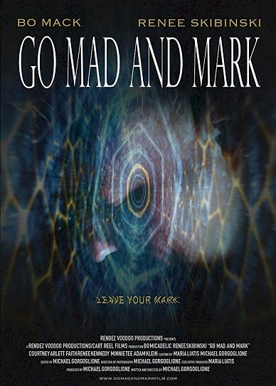 Go Mad and Mark (2017) cvr