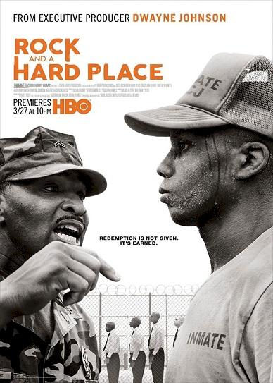 Rock and a Hard Place (2017) cvr