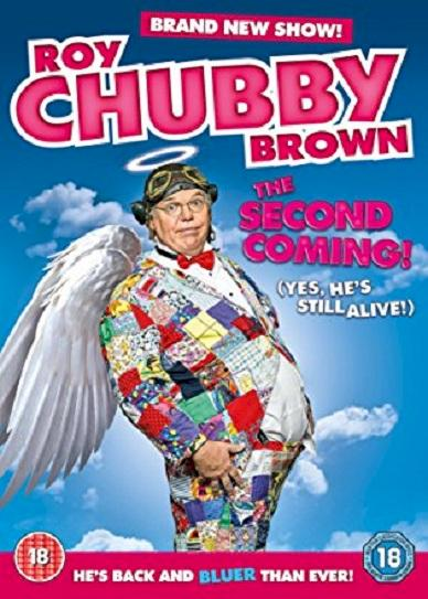 Roy Chubby Brown-The Second Coming cvr