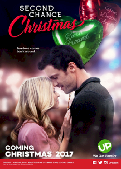 Second Chance Christmas (2017) cvr