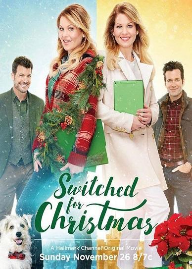 Switched for Christmas (2017) cvr