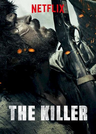 The Killer (2017) cvr