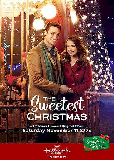 The Sweetest Christmas (2017) cvr