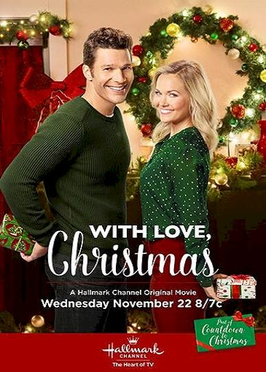 With Love, Christmas (2017) cvr