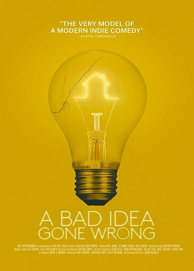A Bad Idea Gone Wrong (2017) cvr