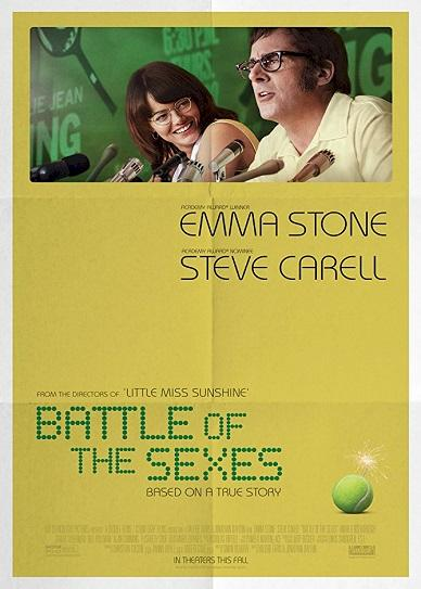Battle of the Sexes (2017) cvr