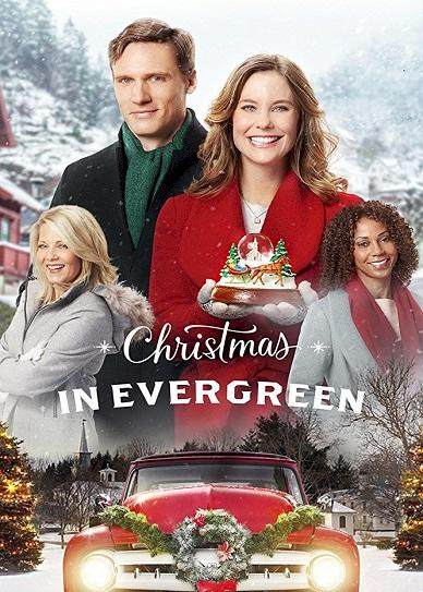 Christmas In Evergreen (2017) cvr