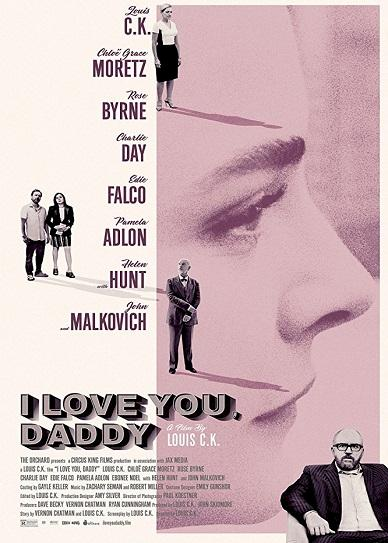 I Love You, Daddy (2017) cvr