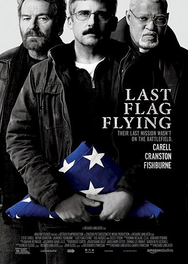 Last Flag Flying (2017) cvr