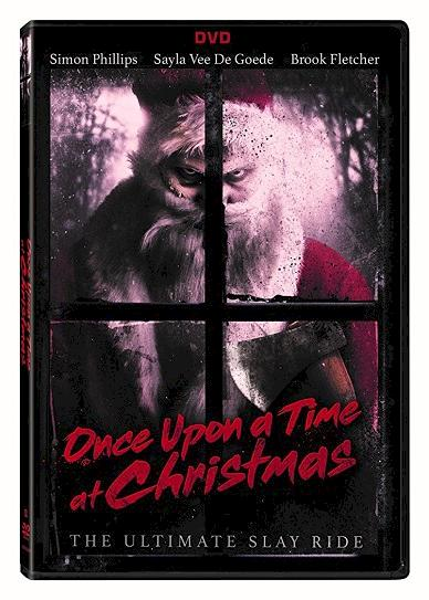 Once Upon a Time at Christmas (2017) cvr